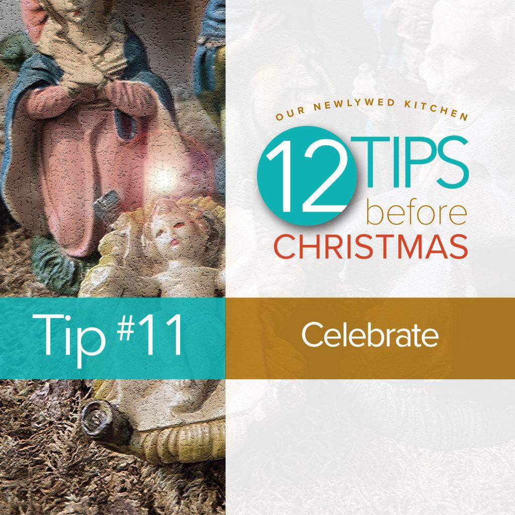 Tip 11 Celebrate