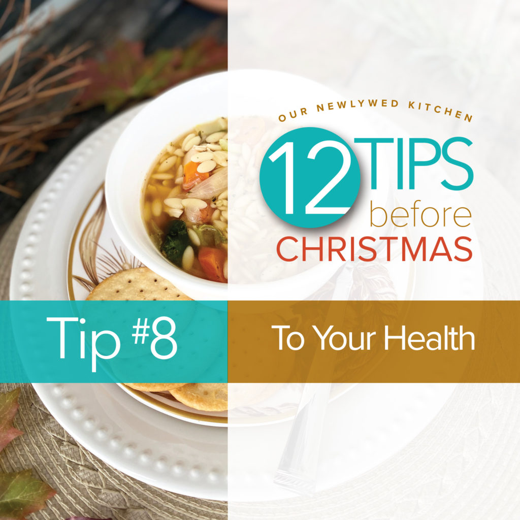 Tip 8 To Your Health