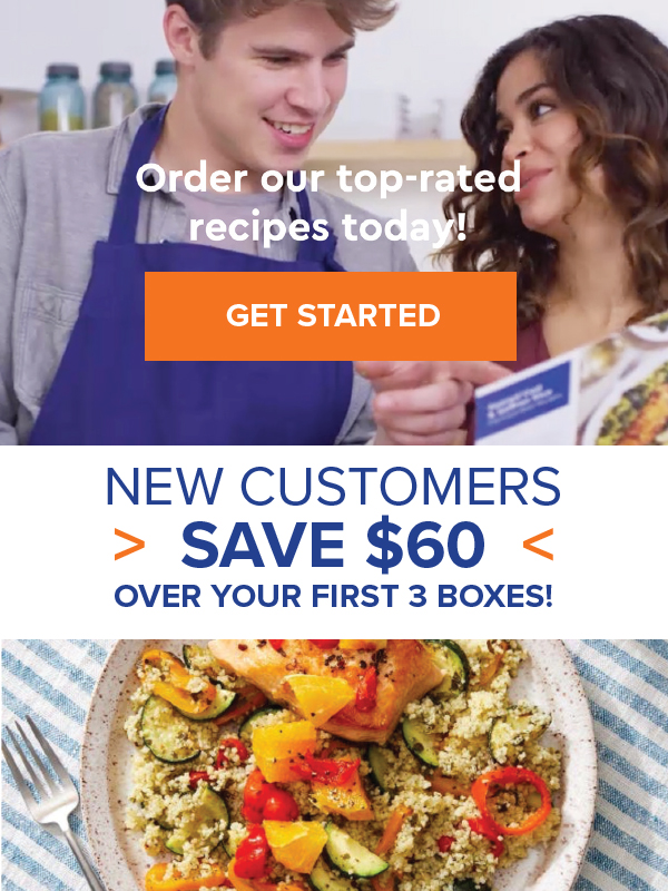Blue Apron $60 Off
