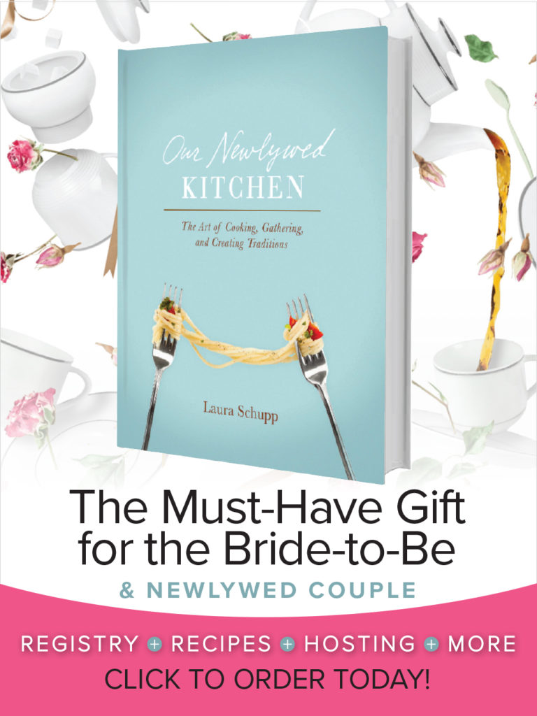 Our Newlywed Kitchen Book Purchase